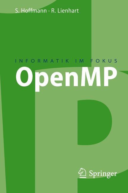 Abbildung von Hoffmann / Lienhart | OpenMP | 2009