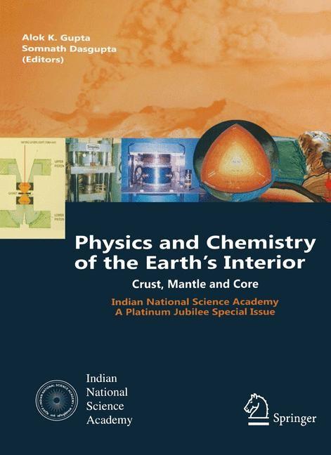 Abbildung von Gupta | Physics and Chemistry of the Earth's Interior | 1st Edition. | 2011