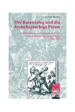 Abbildung von Bender   Der Burenkrieg und die deutschsprachige Presse   1. Aufl. 2009   2009   Wahrnehmung und Deutung zwisch...   52