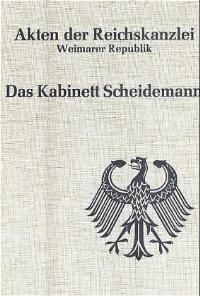 Abbildung von Schulze | Das Kabinett Scheidemann (1919) | 1996