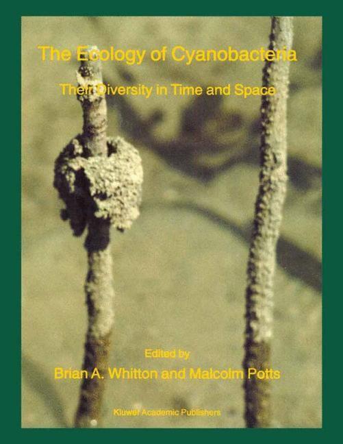 Abbildung von Whitton / Potts | The Ecology of Cyanobacteria | 2000