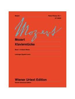 Abbildung von Leisinger | Klavierstücke | Neuausgabe | 2006 | Frühere Werke. Band 1. Klavier...