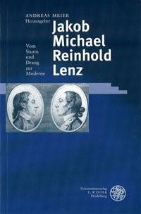 Abbildung von Meier   Jakob Michael Reinhold Lenz   2001