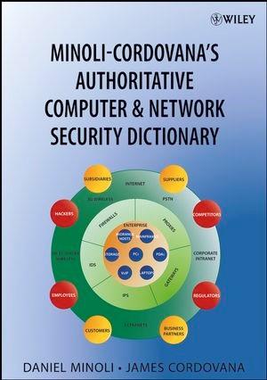 Abbildung von Minoli / Cordovana | Minoli-Cordovana's Authoritative Computer & Network Security Dictionary | 2006