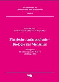 Abbildung von Kaasch / Rupke | Physische Anthropologie - Biologie des Menschen | 2007