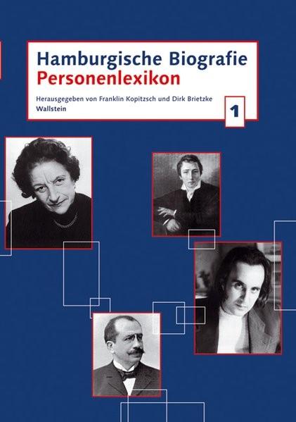 Abbildung von Kopitzsch / Brietzke | Hamburgische Biografie. Personenlexikon | überarbeitet | 2008