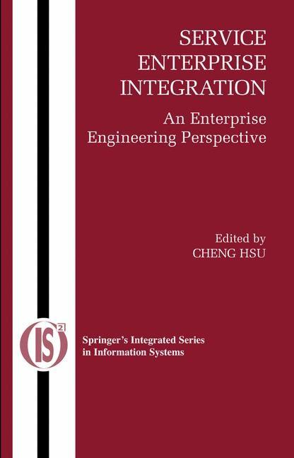 Abbildung von Hsu   Service Enterprise Integration   2006