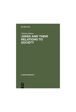 Abbildung von Davies | Jokes and their Relations to Society | Reprint 2012 | 1998 | 4