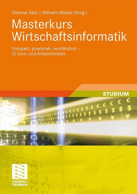 Masterkurs Wirtschaftsinformatik | Abts / Mülder, 2009 | Buch (Cover)