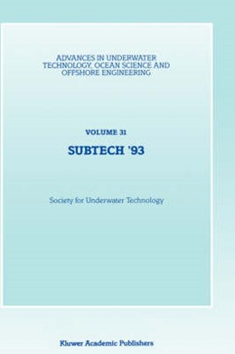 Abbildung von Society for Underwater Technology (SUT) | Subtech '93 | 1993 | 31
