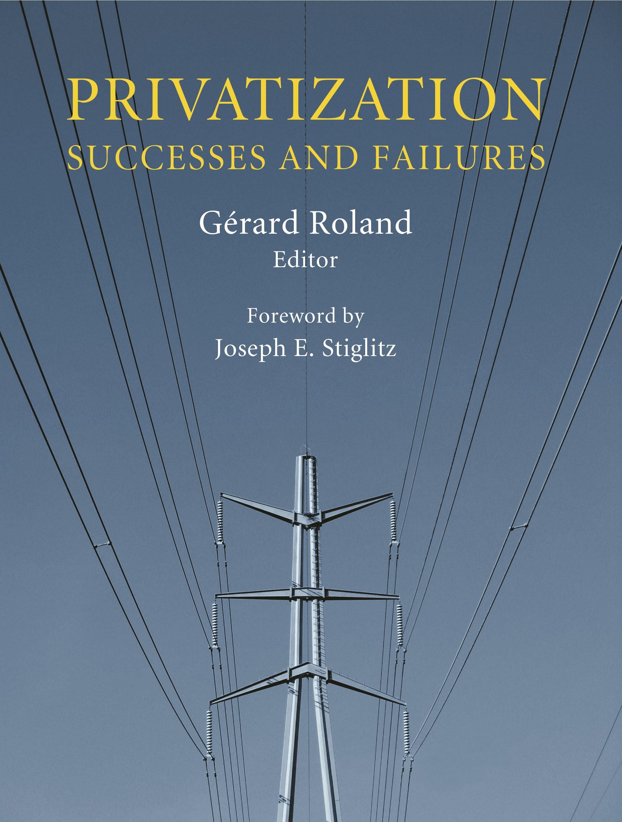 Abbildung von Roland   Privatization   2008