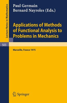 Abbildung von Germain / Nayroles | Applications of Methods of Functional Analysis to Problems in Mechanics | 1976 | Joint Symposium IUTAM/IMU held... | 503