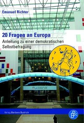 Abbildung von Richter | 20 Fragen an Europa | 1., Aufl. | 2007