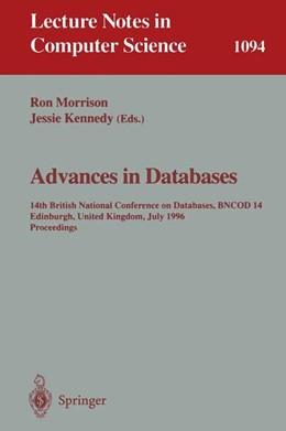 Abbildung von Morrison / Kennedy | Advances in Databases | 1996 | 1094