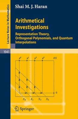 Abbildung von Haran | Arithmetical Investigations | 2008 | Representation Theory, Orthogo... | 1941