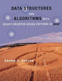 Abbildung von Preiss | Data Structures and Algorithms with Object-Oriented Design Patterns in Java | 1999