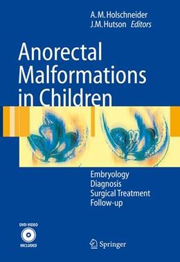 Abbildung von Holschneider / Hutson | Anorectal Malformations in Children | 2006