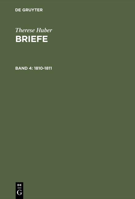 1810–1811 | Wulbusch | Reprint 2015, 2002 | Buch (Cover)