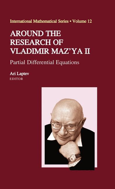 Abbildung von Laptev | Around the Research of Vladimir Maz'ya II | 2010