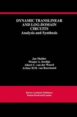 Abbildung von Mulder / Serdijn / van der Woerd | Dynamic Translinear and Log-Domain Circuits | 1998 | Analysis and Synthesis | 481
