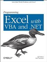 Abbildung von Jeff Webb / Steve Saunders   Programming Excel with VBA and .NET   2006