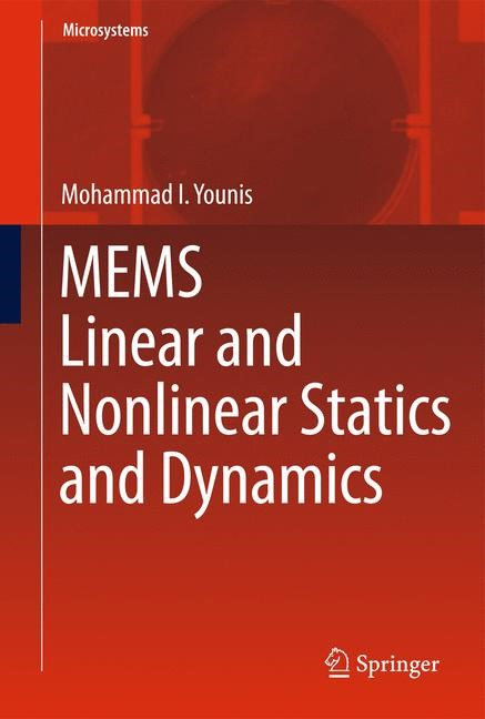 Abbildung von Younis | MEMS Linear and Nonlinear Statics and Dynamics | 2011