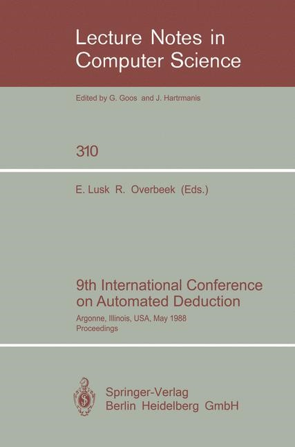 Produktabbildung für 978-3-540-19343-2