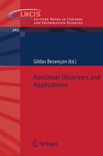 Abbildung von Besançon   Nonlinear Observers and Applications   2007