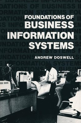 Abbildung von Doswell | Foundations of Business Information Systems | 1985