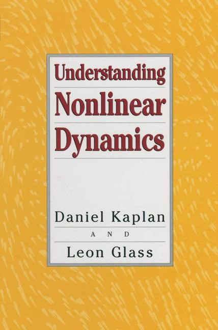 Abbildung von Kaplan / Glass | Understanding Nonlinear Dynamics | 1995