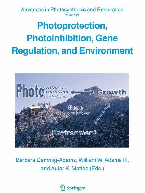 Abbildung von Demmig-Adams / Adams / Mattoo | Photoprotection, Photoinhibition, Gene Regulation, and Environment | 2008