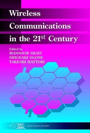 Abbildung von Shafi / Ogose / Hattori | Wireless Communications in the 21st Century | 2002