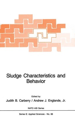 Abbildung von Carberry / Englande | Sludge Characteristics and Behavior | 1983 | 66