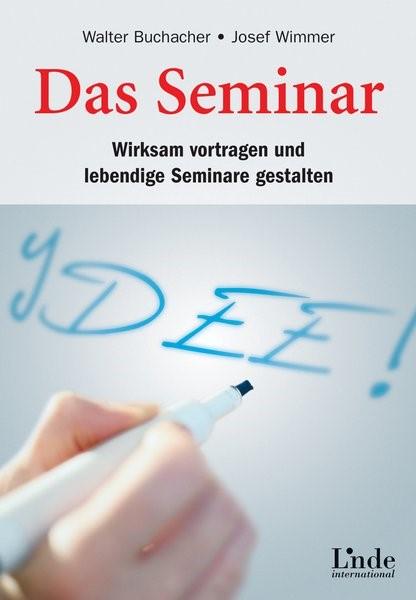 Abbildung von Buchacher / Wimmer   Das Seminar   2005