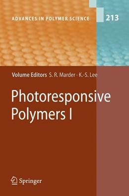 Abbildung von Marder / Neher | Photoresponsive Polymers I | 2008