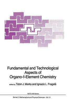 Abbildung von Marks / Fragalà | Fundamental and Technological Aspects of Organo-f-Element Chemistry | 1985 | 155