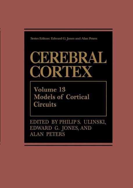 Abbildung von Ulinski | Cerebral Cortex | 1999