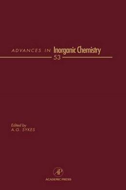 Abbildung von Advances in inorganic Chemistry | 2001