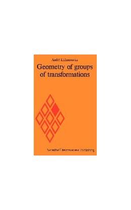 Abbildung von Lichnerowicz / Cole   Geometry of Groups of Transformations   1977   Herausgegeben von Cole, Michae...