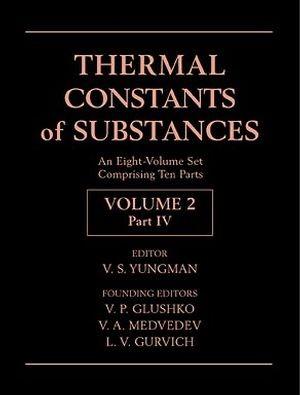 Abbildung von Glushko / Medvedev / Gurvich | Thermal Constants of Substances | 1999
