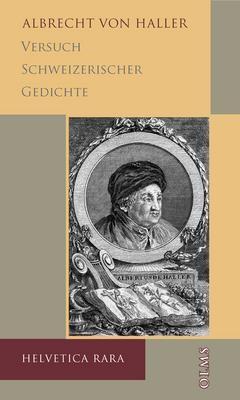 Abbildung von Haller | Versuch Schweizerischer Gedichte | 2006