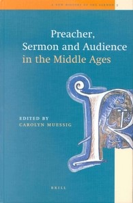 Abbildung von Preacher, Sermon and Audience in the Middle Ages | 2002