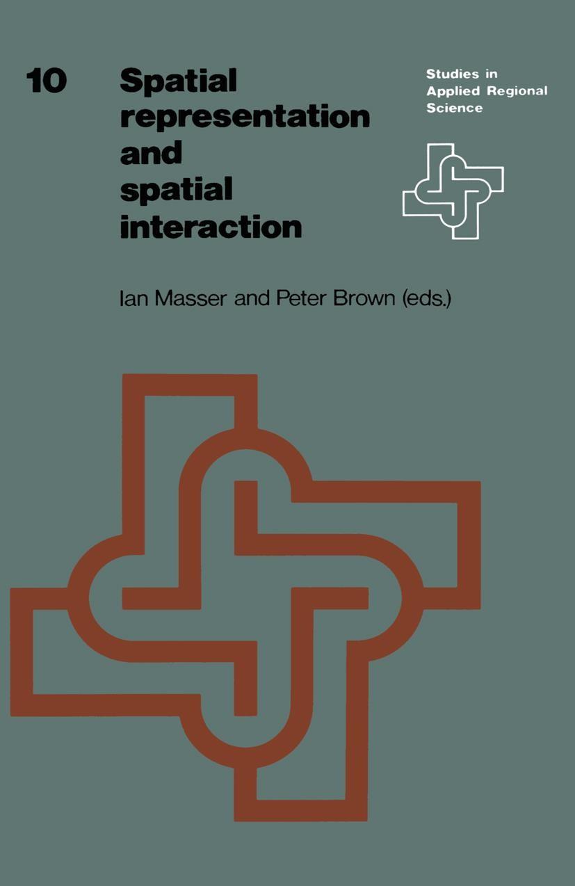 Abbildung von Masser / Brown | Spatial Representation and Spatial Interaction | 1978