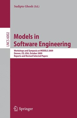 Abbildung von Ghosh | Models in Software Engineering | 2010 | Workshops and Symposia at MODE...