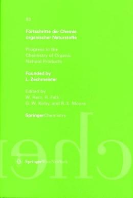Abbildung von Murray | Fortschritte der Chemie organischer Naturstoffe | 2002
