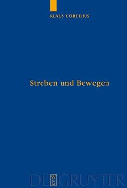 Abbildung von Corcilius | Streben und Bewegen | 2008 | Aristoteles' Theorie der anima... | 79