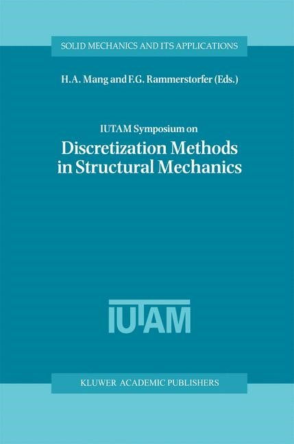 Abbildung von Mang / Rammerstorfer | IUTAM Symposium on Discretization Methods in Structural Mechanics | 1999