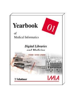Abbildung von Haux / Kilikowski | Yearbook of Medical Informatics | 2001 | Digital Libraries and Medicine