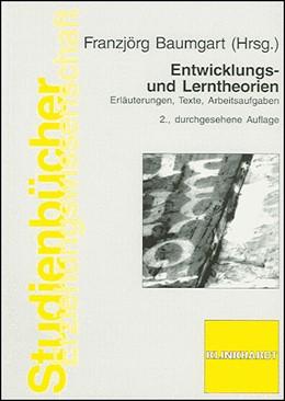 Abbildung von Baumgart   Entwicklungs- und Lerntheorien   2., durchgesehene Auflage   2007   Erläuterungen, Texte, Arbeitsa...   II