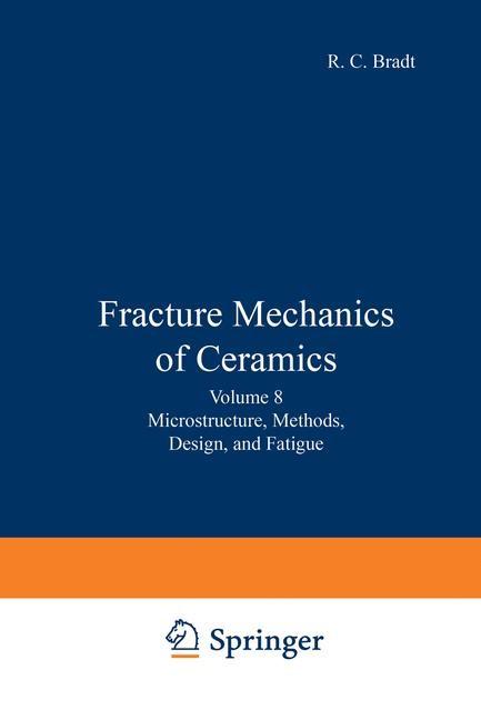 Fracture Mechanics of Ceramics | Bradt / Evans / Hasselman, 1986 | Buch (Cover)